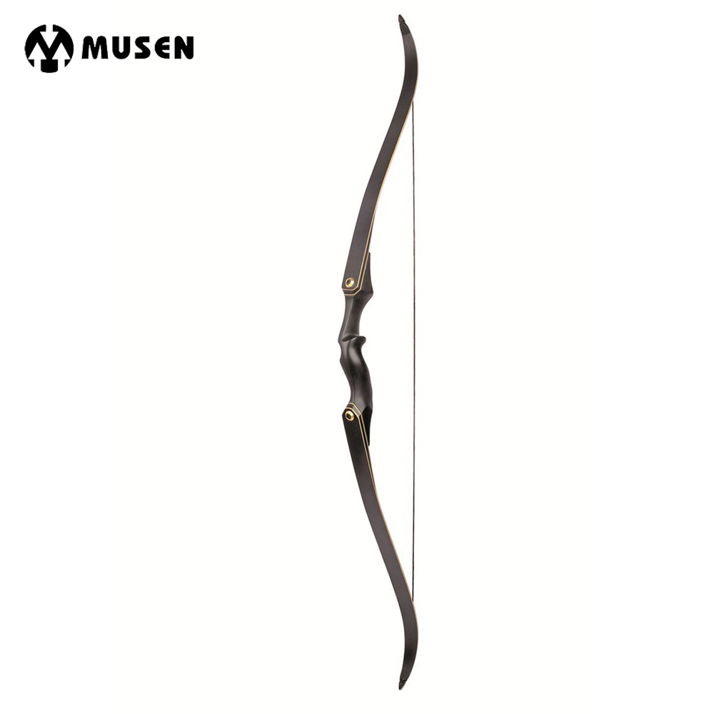30-55 LBS Right/Left Hand American Hunting Bow 60 inches with 15 inches Colorful Black Riser Tradition Bow Outdoor Hunting 3 color 30 50lbs recurve bow 56 american hunting bow archery with 17 inches metal riser tranditional long bow hunting