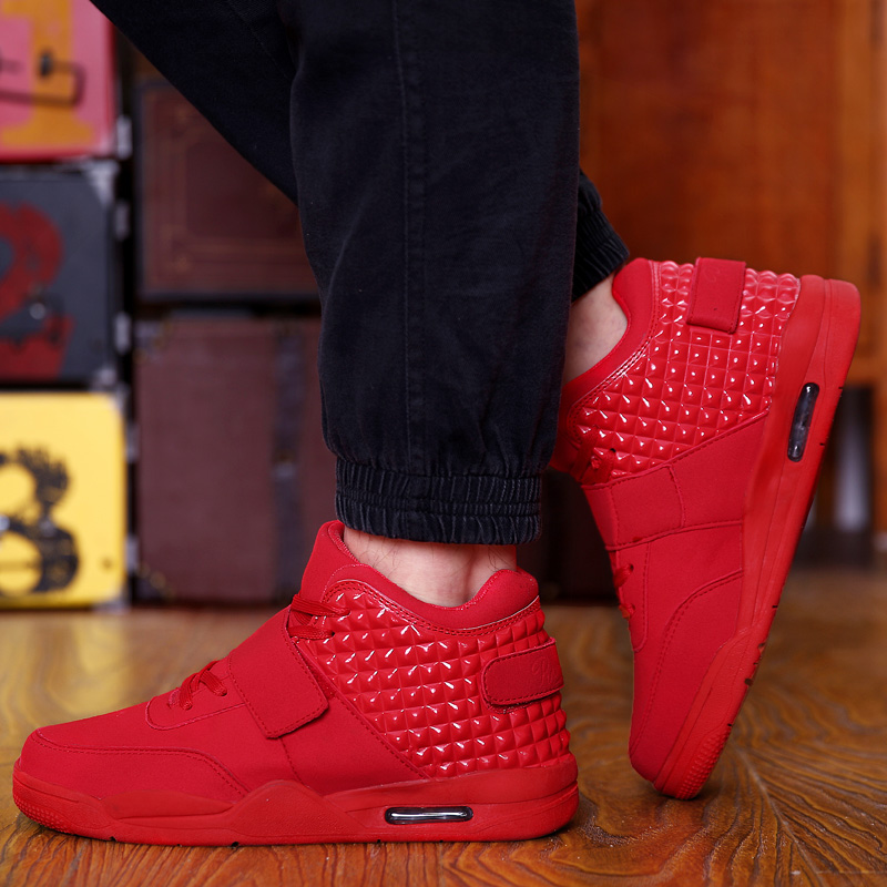 All Red Sneakers For Men Www Pixshark Com Images