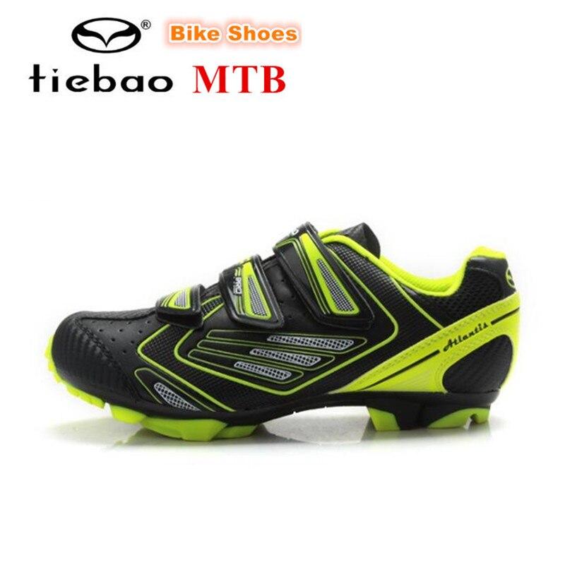 TIEBAO Cycling Shoes men sneakers Women Zapatos Ciclismo Self-locking Mountain Bike Shoes Breathable MTB Shoes Zapatillas Cheap tiebao mtb bike self locking shoes ride bicycle shoes breathable cycling shoes for women men mtb ciclismo zapatos