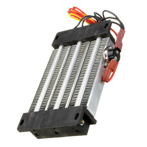"""Image 3 - תנורי חימום חשמליים באיכות גבוהה 750 W מבודד אוויר הקרמיקה PTC דוד גוף חימום טמפרטורת AC מנגנון 140*76 מ""""מ DC 220 V"""