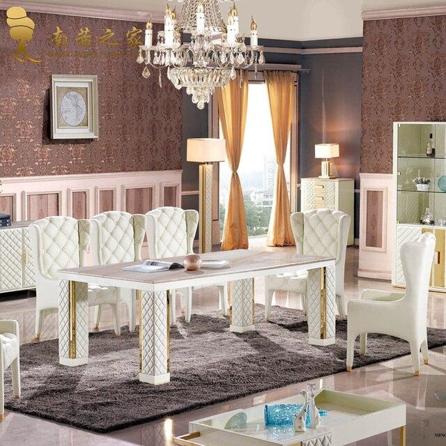 Muebles de diseño italiano en casa diseño muebles de comedor mesa de ...