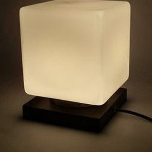 Fashion Ice Cube Lamp Bedside Table Lamp