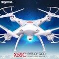 Новейшие X5SC Drone Квадрокоптер Syma Игрушки с 2.0MP Камера Quadcopter (X5C Обновления) HD Дрон 2.4 Г 4CH 6-осевой Вертолет