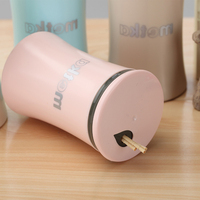 Plastic Spice Jar Toothpick Storage Supplies Tube Food Container Cover With Hole Can Be Rotated Multifunction