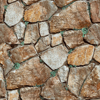 3D retro imitation stone wall paper simulation rock feature background wall PVC wallpaper