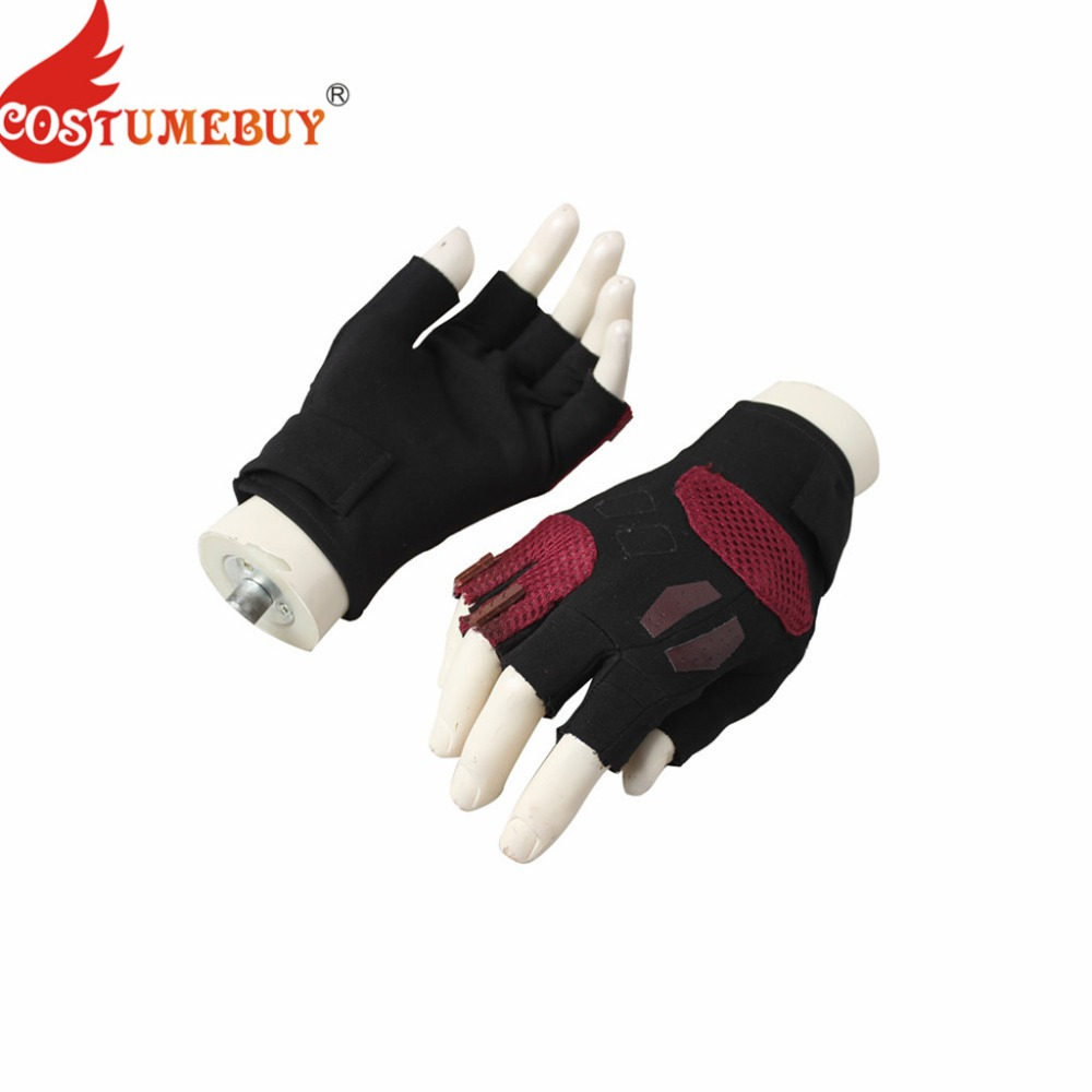 Star Lord Guardians of the galaxy II Superhero Peter Quill Cosplay Cycling glove