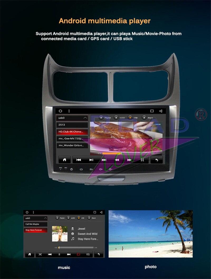 car dvd For Chevrolet Sail 2010 2011