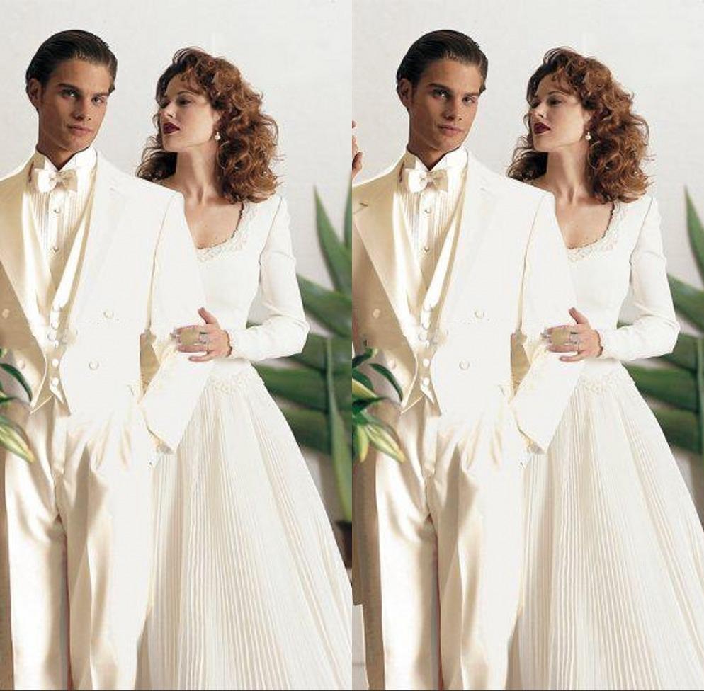 Funky Zoot Suit Wedding Dresses Gift - Princess Wedding Dresses ...