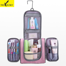 Organizer Bag Hanging Toilet Makeup Bag Women's Waterproof Washing