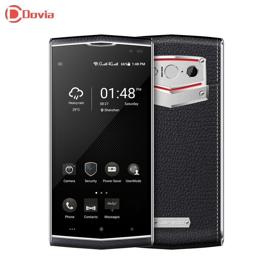 Leagoo Venture 1 Android 6.0 5.0 inch 4G MTK6753 1.3GHz Octa Core 3GB RAM 16GB ROM 8.0MP + 13.0MP Cameras GPS Smartphone