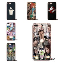 ghost busters ghostbusters Famose Film For Sony Xperia Z Z1 Z2 Z3 Z5 compact M2 M4 M5 C4 E3 T3 XA Huawei Mate 7 8 Y3II TPU Cover(China)