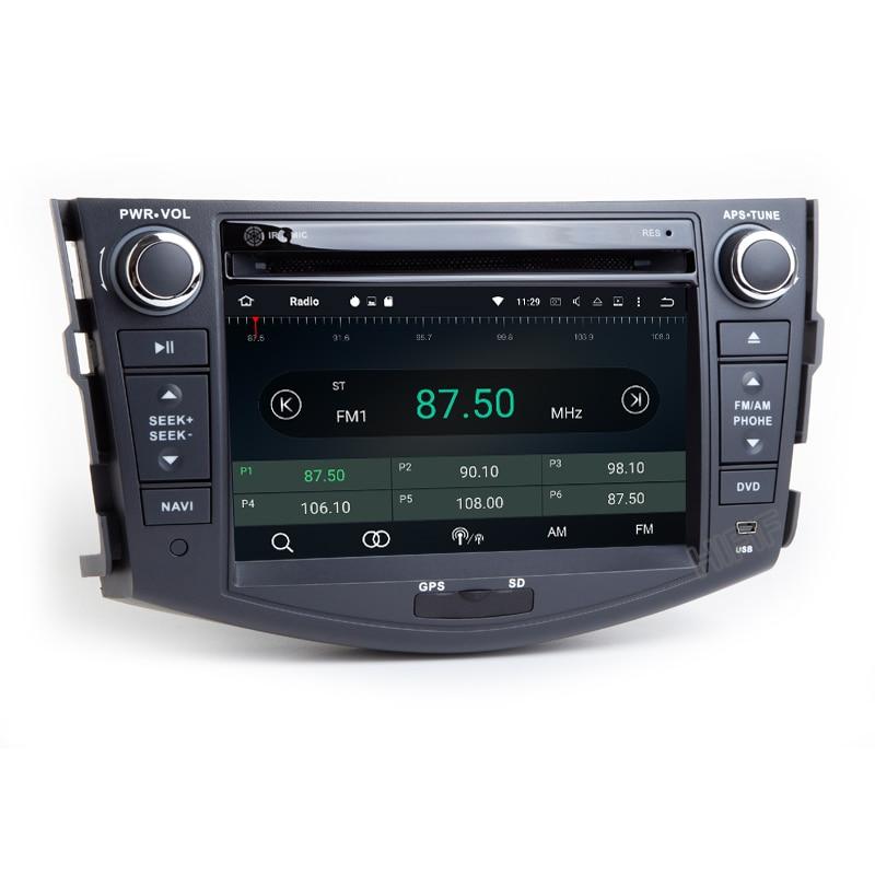 Android 10 Auto lettore DVD Per Toyota RAV4