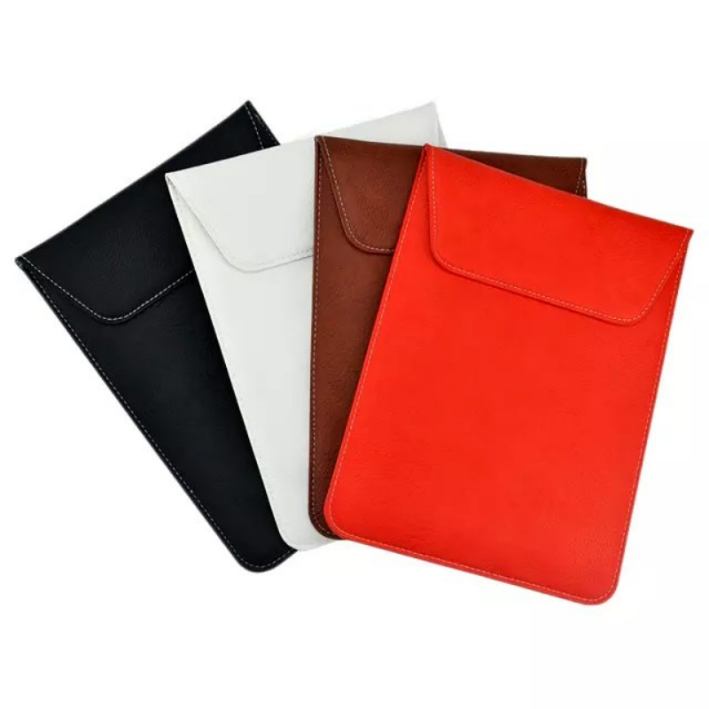 SIBAINA 9.7 Universal PU Leather Sleeve Case For iPad Air 2 Samsung TAB A / E T715 9.7 Tablet Cover for IPAD 5 6 Pouch Bag