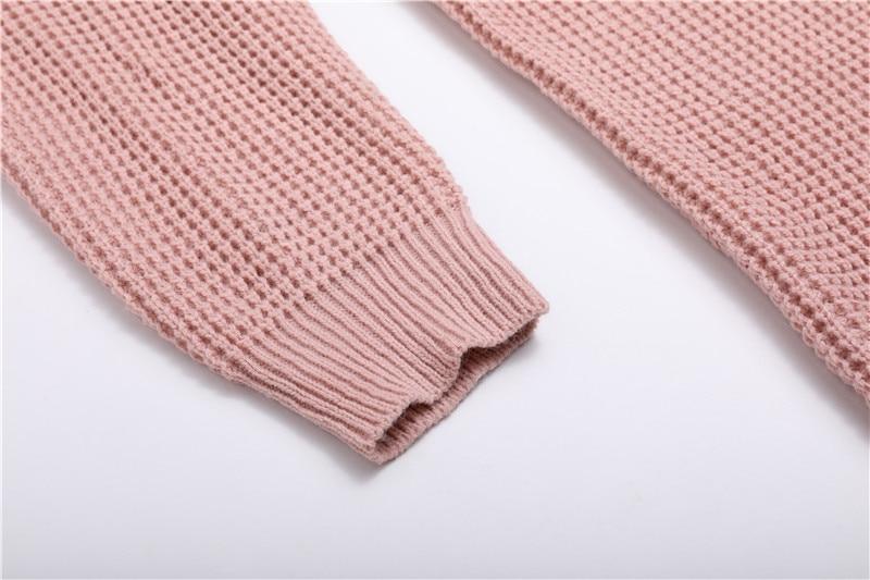 Fall Winter Vintage Mustard Side Slit Crochet Sweater Dress for Women Cute Ladies Retro Cosy Loose Split Pullover One Size 40