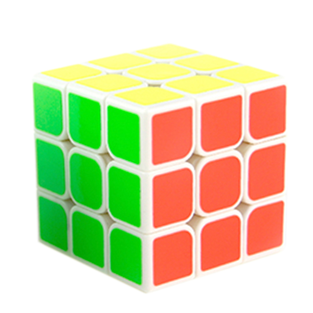 Moyu MOFANGJIAOSHI 3x3x3 Three Layers Magic Cube Profissional Competition Speed Cubo Non Stickers Puzzle Magic Cube Cool Toy Boy