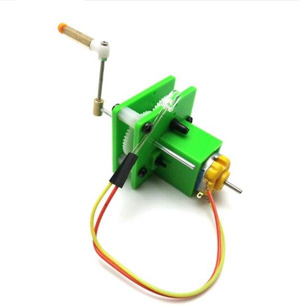 Ручной генератор S1 экологическая технология научные эксперименты маленькие технологии гаджеты DIY игрушка