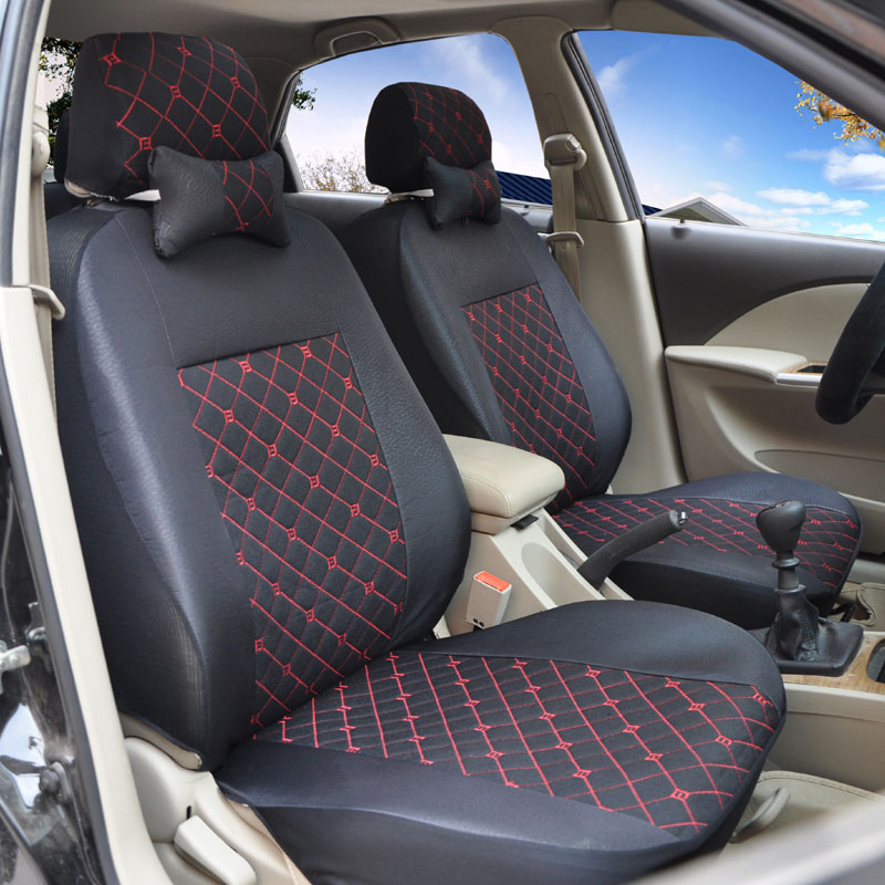 Yuzhe flax Universal car seat covers For Fiat Viaggio 2015 500 Uno Palio Bravo Siena 126P Idea Sedici Panda  accessories styling universal pu leather car seat covers for toyota corolla camry rav4 auris prius yalis avensis suv auto accessories car sticks