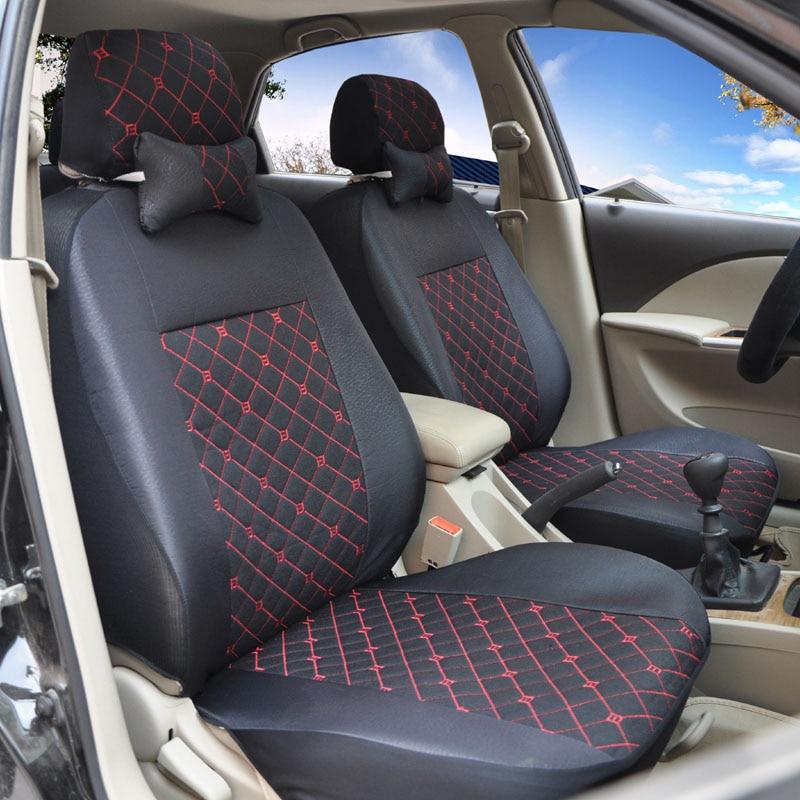 Yuzhe flax Universal car seat covers For Fiat Viaggio 2015 500 Uno Palio Bravo Siena 126P Idea Sedici Panda  accessories styling fiat sedici 1 9 multijet