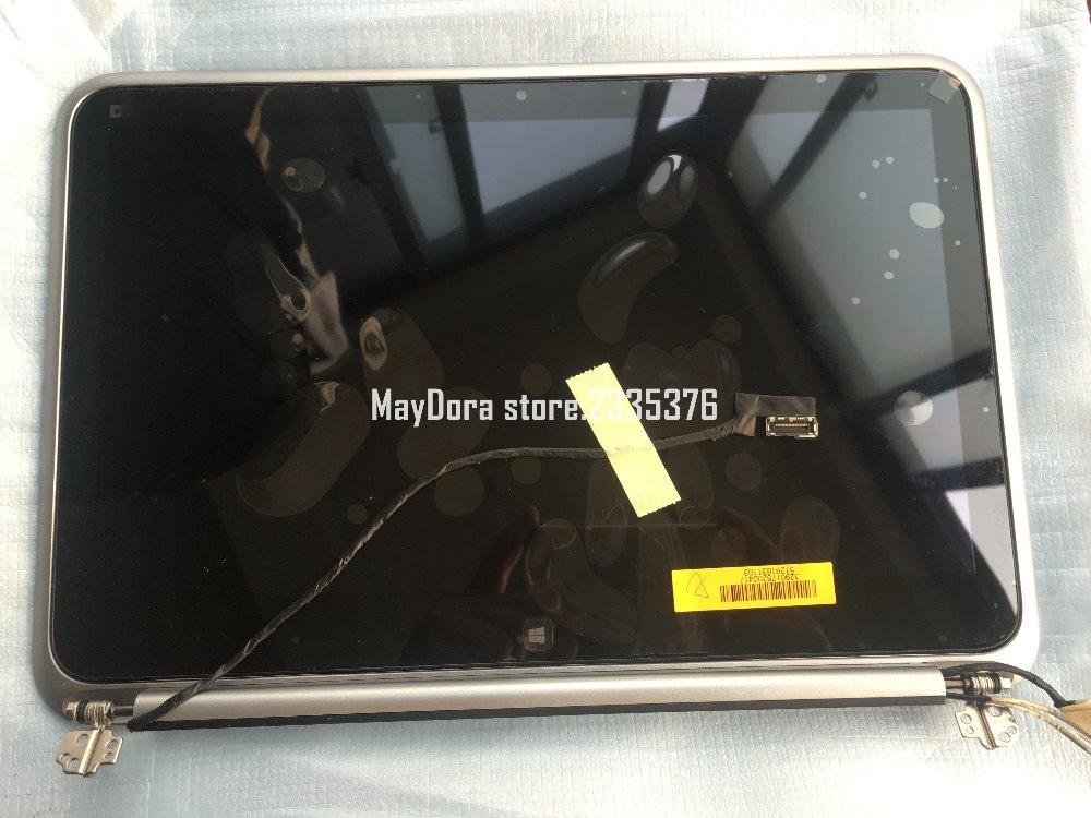 Новый оригинальный ноутбук lcd Pannal 1920by1080Pix сенсорный экран в сборе для DELL XPS12-9Q33/w рамка крышка и ЖК-кабель