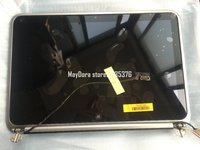 Brand new original laptop LCD Pannal 1920by1080Pix screen touch assembly for DELL XPS12 9Q33 /w Bezel cover and LCD cable
