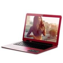 Zeuslap 14 inch 8 ГБ + 64 ГБ + 500 ГБ Intel Pentium Quad сердечники Окна 7 Системы 1920X1080FHD розовый ноутбук Тетрадь компьютер, бесплатная доставка