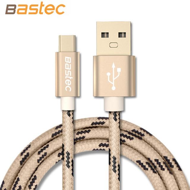 USB Typ C Kabel, Bastec USB Typ C 3,1 vergoldeten Anschluss Litze ...