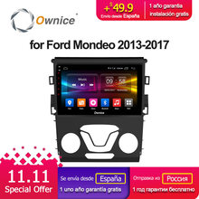 Ownice C500+ G10 Android 8.1 8 Core CAR GPS DVD player FOR FORD MONDEO 2013 2014 2015 2016 2017 car audio stereo Multimedia 2G