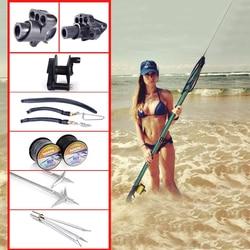 FISH KING nowe gorące akcesoria do łowiectwa podwodnego narzędzie do połowu tuńczyka linia Jig Assist Line Fishing Reel FishingTackle w Żyłki wędkarskie od Sport i rozrywka na