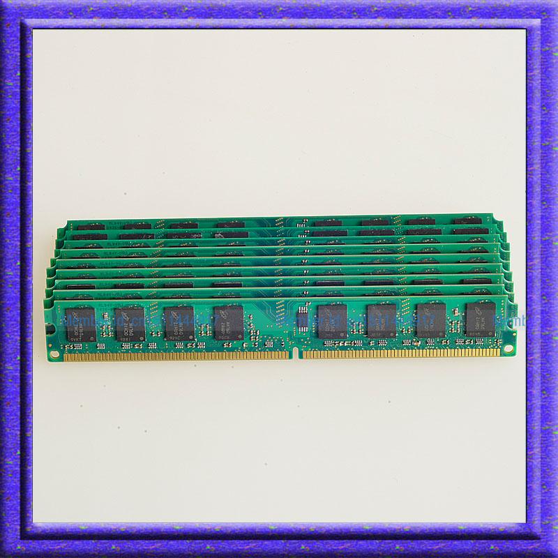 Prix pour Kit 10 pcs 10x1 GB PC2-6400 DDR2 800 MHZ Bureau Mémoire 240pin DIMM Ram 800 faible densité mémoire ordinateur mise à niveau 10 pièce NOUVELLE