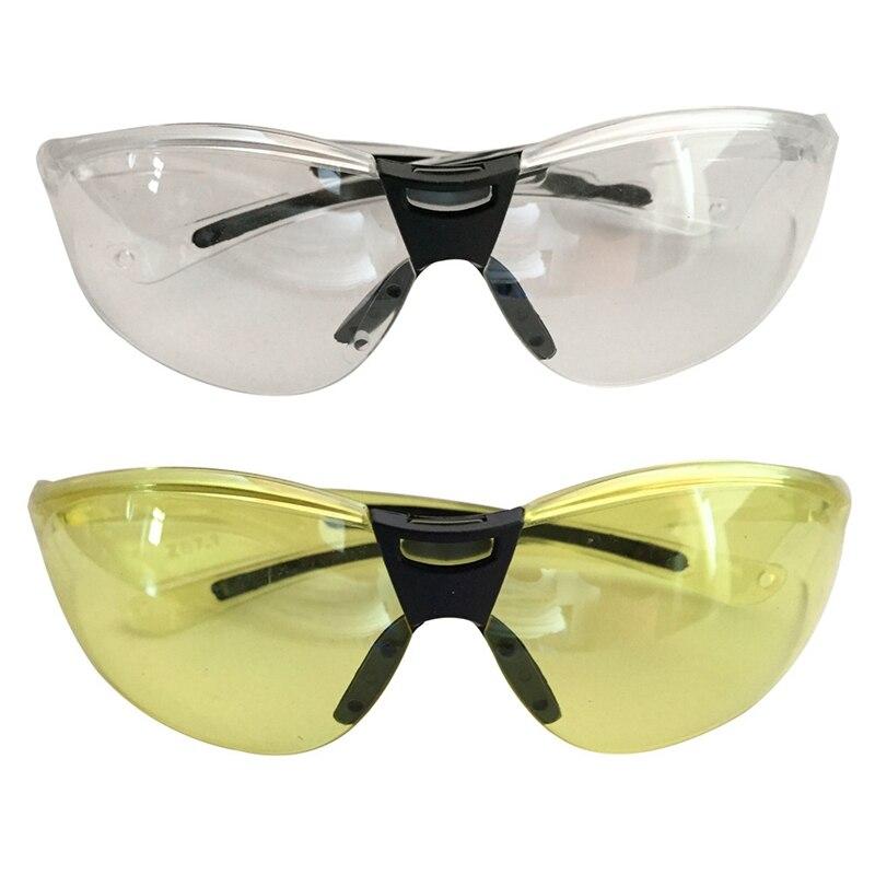 1 Concise Augenschutz Anti-shock Löschen Schutzhülle Sicherheit Gläser Für Labor Outdoor Arbeit Mangelware