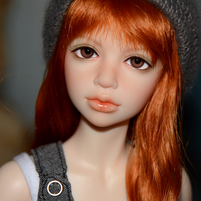 BJD  SD doll 1/4 benny A birthday present High Quality  Articulated puppet Toys gift Dolly Model nude CollectionDolls   -