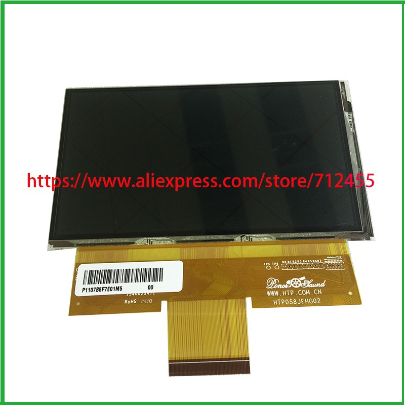 NEW Replacement compatible with RX058B-01 MAY-20 5.8 inch matrix Display screen resolution 1280x800 diy projector accessoriesNEW Replacement compatible with RX058B-01 MAY-20 5.8 inch matrix Display screen resolution 1280x800 diy projector accessories