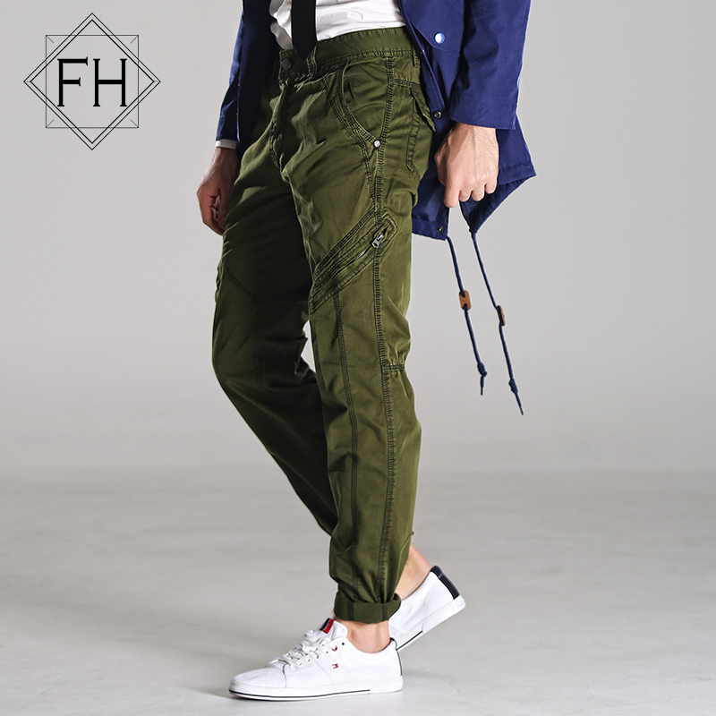Compare Prices on Green Army Cargo Pants- Online Shopping/Buy Low ...