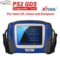 2019 Original XTOOL PS2 GDS Gas online Universal Car Diagnostic Tool Update Online