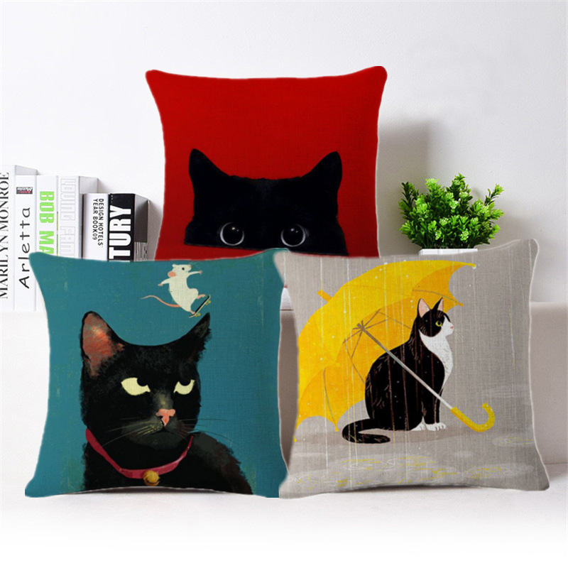 Aliexpress Buy Wholesale Colorful Cartoon Cats Decorative