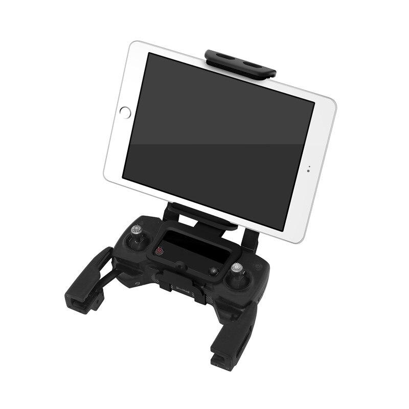 Monitor Ständer Halter Für DJI Mavic Pro Funken Drone Fernbedienung 4,6-12' Cradle für iphone Samsung Tabletten iPad Vorderansicht