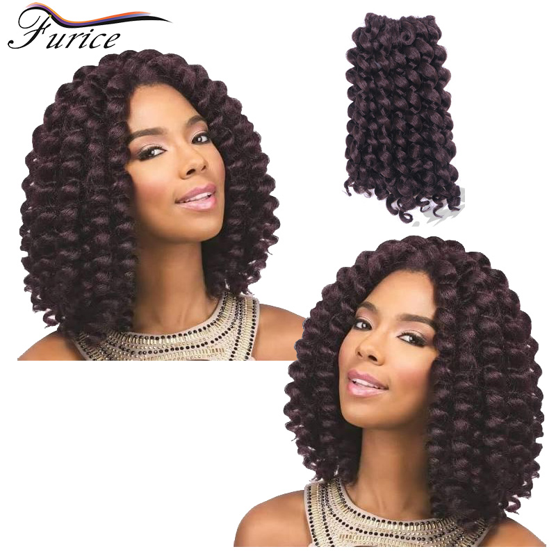 Crochet Hair Vendors : Ombre Kinky Twist Hair Crotchet Braids Synthetic Crochet Braids Hair ...