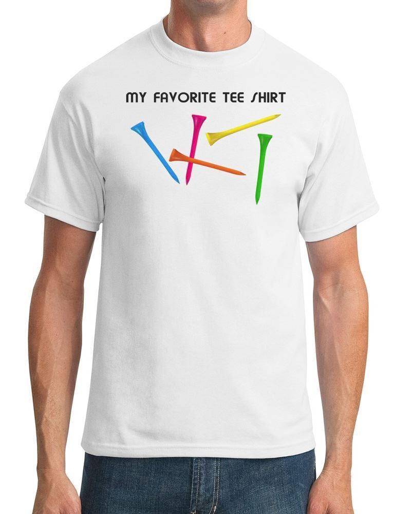 My Favourite Tee Shirt - Funny Mens T-Shirt