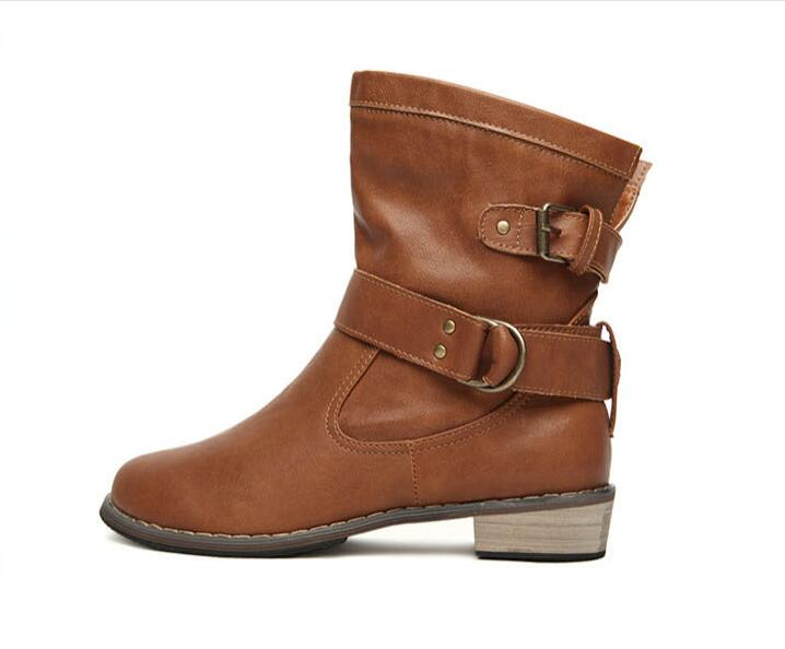Popular Cheap Brown Leather Boots-Buy Cheap Cheap Brown Leather