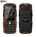 VKworld Piedra V3 2.4 ''Teléfono Impermeable IP67 A Prueba de Polvo A Prueba de Golpes Dual Sim Tarjeta de Teléfono Móvil 5200 Mah de La Batería Del Teclado Ruso