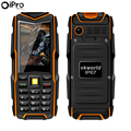 VKworld Stone V3 2.4'' Waterproof Phone IP67 Dustproof Shockproof Dual Sim Card Mobile Phone 5200Mah Battery Russian Keyboard