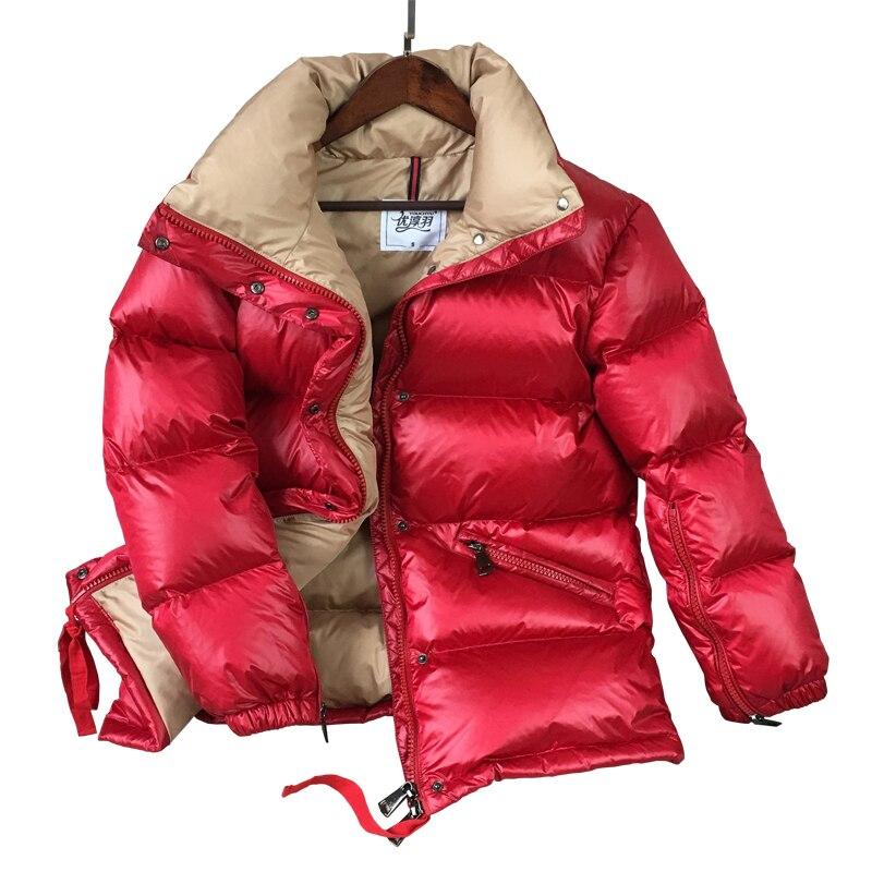 2019 New Autumn Winter   Down     Coat   Female Warm Parka Women   Down   Jacket Thick Warm Puffer Winter Jacket Women Jackets PP123