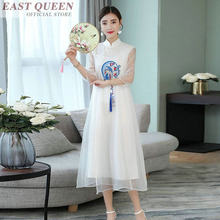 chinese folk dance for women chiffon dress summer dress off shoulder  traditional chinses clothing for women maxi dress FF341 A 8a5301b836bf