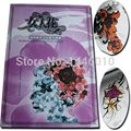 Wholesale Tattoo Book Professional Tattoo Flash Art Woman Flower Design Sketchbook For Tattoo Art Supplies Free Shipping