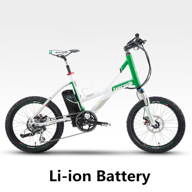 20 36v 250w Electric Mountain Bike Electric Bicycle Mini E Bike