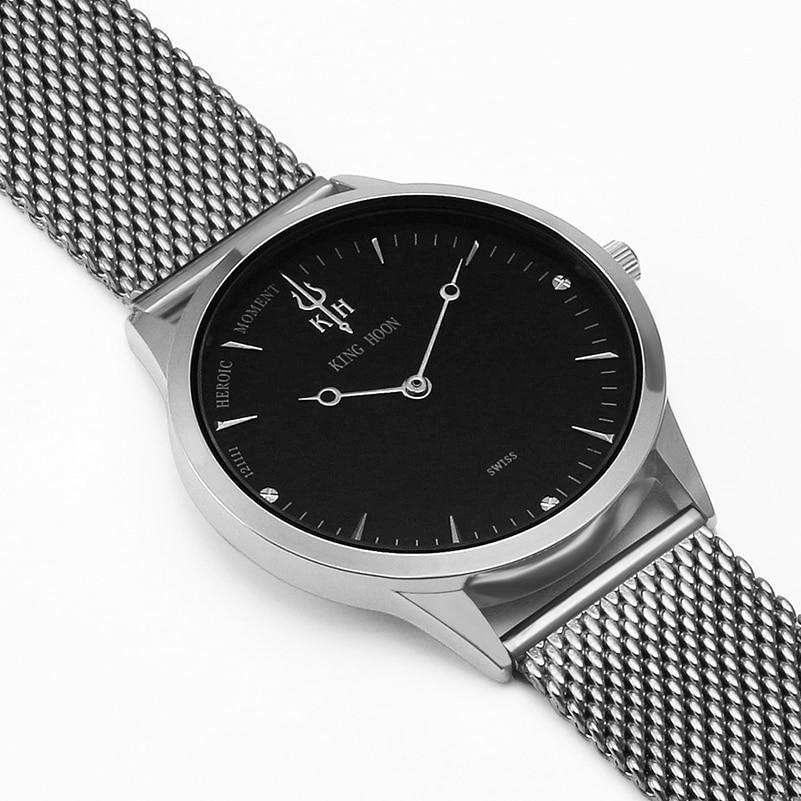 Top Fashion Classic Brand Relojes Hombres Reloj deportivo de cuarzo - Relojes para hombres - foto 3