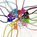 10 Pcs Telefone Celular Cabos de Corda Cinta Do Telefone Celular Móvel corrente no pescoço cintas cintas da câmera chave chaveiro charme diy pendurar corda