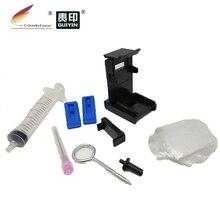 T14) профессиональный держатель чернил всасывающий инструмент зажим для hp и Canon картриджи с печатающей головкой с аксессуарами