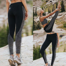 VVUES High Waisted Yoga Pants For Women Smooth Gym Jogging Seamless Sports Leggings Pants High Elastic Running Tights Pants