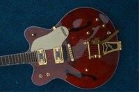Горячая продажа G6122 1962 гитары Atkins кантри джентльмен электрические гитары с Bigsby от фабрики Китая
